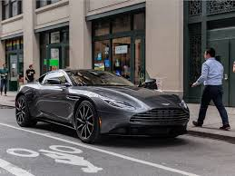 aston martin blacked out the aston martin db11 is power beauty and soul photos