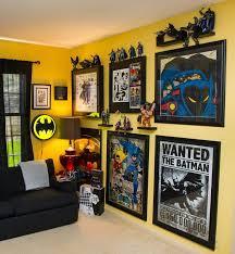 Batman Home Decor Best 25 Batman Man Cave Ideas On Pinterest Movie Ticket Prices