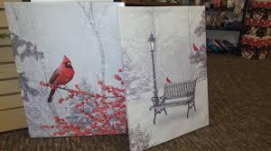 Cardinal Bird Home Decor by Home Décor Ashley U0027s Hallmark Murray U0027s Hallmark