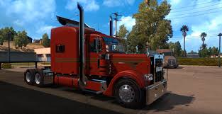 peterbilt trucks peterbilt 389 truck for ats american truck simulator mod ats mod