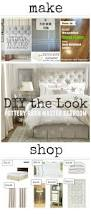 Behind The Bedroom Wall Kindle Pottery Barn Master Bedroom Diy The Look The Weathered Fox