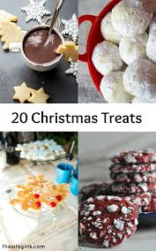 christmas treats recipes for homemade gifts christmas cookies