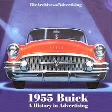 1955 buick ad cd over 100 ads roadmaster super century special