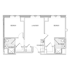 Assisted Living Facility Floor Plans Floor Plans Northbridge Companies Assisted Living And Memory Care