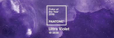 Le Violet Lui Donne Du Caractère De L Ultra Violet La Couleur 2018 Selon Pantone