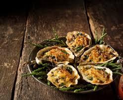 comment cuisiner des huitres huîtres chaudes façon françoise recette de huîtres chaudes façon