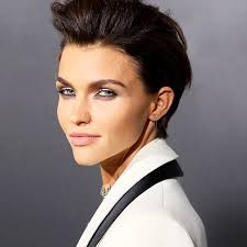 ruby rose explains the secret to making your look more androgynous