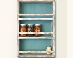 Wall Cabinet Spice Rack Spice Rack Set Bathroom Wall Decor Bathroom Decor Floating