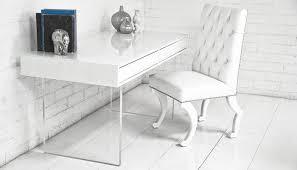 Pink Glass Desk Ibiza Pink Desk
