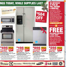 2017 black friday ad home depot image gallery home depot appliances