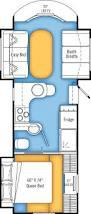 peachy design 5 triple e floor plans rv topaz fifth wheels homeca