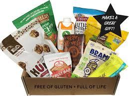 vegan gift basket vegan snack box gluten free monthly subscription