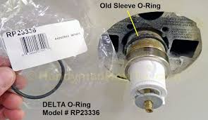 delta kitchen faucet o rings