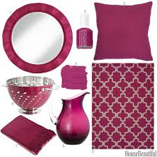 berry accessories berry color home decor