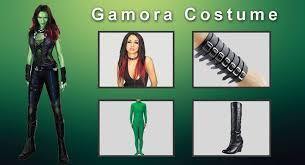 gamora costume ultimate gamora costume guide for and