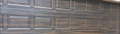 Faux Paint Garage Door - wood grain doors in pembroke pines wood grain faux painted garage
