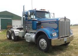w900 kenworth trucks for sale canada 1982 kenworth w900 semi truck item db5808 sold august 2
