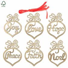 wholesale custom wooden crafts cheap plywood christmas tree