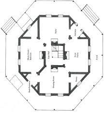 octagonal house plans octagon house plans fresh design hexagonal home plans hexagon