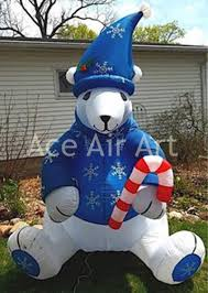 outdoor sitting polar in cloth for