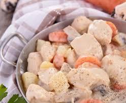 comment cuisiner une blanquette de veau blanquette de veau façon grand mère recette de blanquette de veau