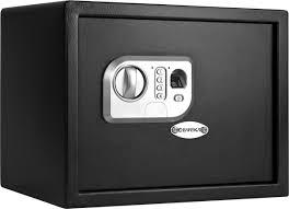 Biometric Gun Safe Wall Mount Fingerprint Safes Intelligent Biometric Controls Store