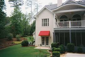 Residential Canvas Awnings Metro Atlanta Awnings Manufacturer In Newnan Ga