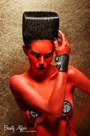 Pocoyo Halloween Costume Halloween Demon Makeup Tutorial Ft Bh Cosmetics 12