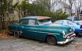 the street peep 1953 oldsmobile rocket 88