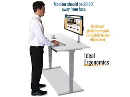 Platform For Standing Desk Standing Desk Accessories Standing Desk Chair Mat Lcd Arm Desk