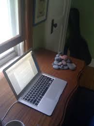 Barnhill Rock Garden by Here Is My Desk It Is Filled With Rocks Kelly Barnhill