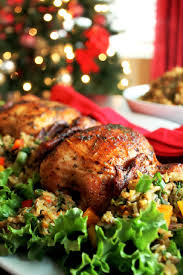 ad creole cornish hens with rice dressing creole contessa