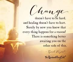 great unique quotes on change