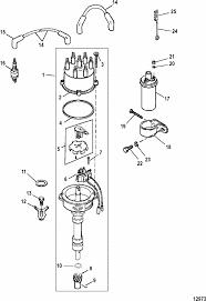 distributor u0026 ignition components for mercruiser 4 3l 4 3lx