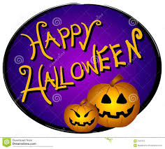 colorful halloween signs stock photography image 16109102