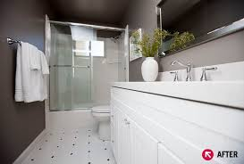 Ranch House Bathroom Remodel Bathroom Remodel Story A California Home Gets A Renovation