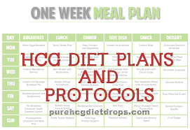 5 hcg diet plans and the protocols that you should know pure hcg
