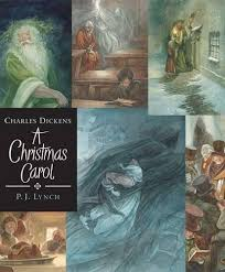 a christmas carol by charles dickens illustrated by p j lynch