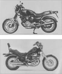 yamaha virago xv535 1100 1981 1994 service manual pdf download