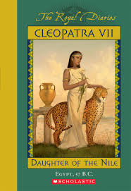 cleopatra vii daughter of the nile discussion guide scholastic