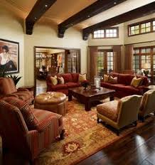 Tuscan Home The Stunning Photograph Above Is Other Parts Of - Tuscan family room