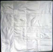 wedding dress quilt uk upcycled wedding dress becomes baby quilt http archiesboutique