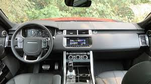 range rover land rover sport 2017 2017 land rover range rover sport autobiography test drive review