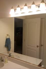 Mirror Trim For Bathroom Mirrors Bathroom Mirror Trim Ideas