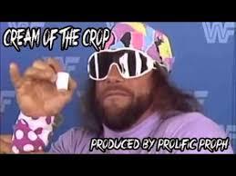 Macho Man Randy Savage Meme - cream of the crop trap beat macho man randy savage wwf youtube