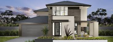 larger single u0026 double storey home builder metricon designs