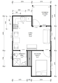 Granny Flats Floor Plans Ibuild Lekofly Modular Homes L30 1 Bedroom Cabin