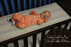 Transitioning Toddler From Crib To Bed by Lullaby Earth Eco Plus Crib And Toddler Mattress Review