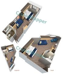 Cabin Layout Plans Cruise Cabins And Suites Cruisemapper