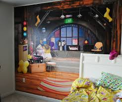 colorful girls room wall mural murals for bedroom imposing photo dsc 0470 pics photos funny kidsroom wall murals the innovative baseball forroomscheaprooms nz little girls 98
